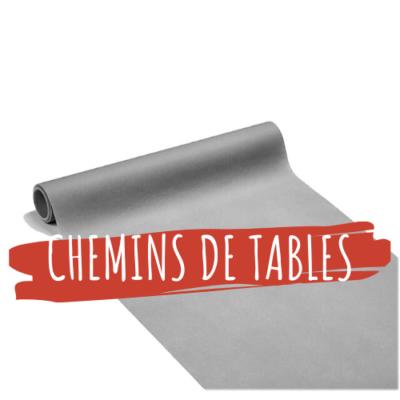 Vente chemins de tables