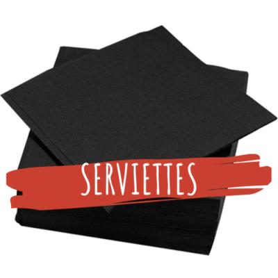 Vente serviettes
